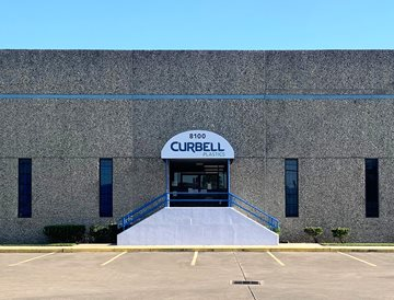 The Houston location operating as Nationwide Plastics, Inc. a division of Curbell Plastics, Inc. has officially become Curbell Plastics Houston.