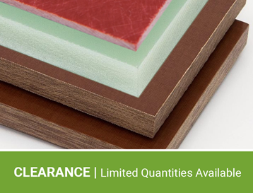 Clearance Thermoset Laminate Sheet