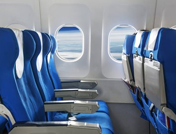 Aerospace grades of plastic sheet for aircraft interiors - Kydex® high impact fire-rated thermoplastic materials and Royalite® fire-rated rigid ABS/PVC