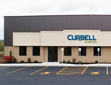 Rochester NY plastic supplier of sheet, rod, tube, film, fabricated parts | Curbell Plastics