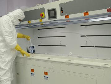 PVC Flametec™ for semiconductor and clean room applications