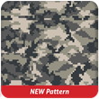 Digital Camo Desert Heavy Transfer Paper