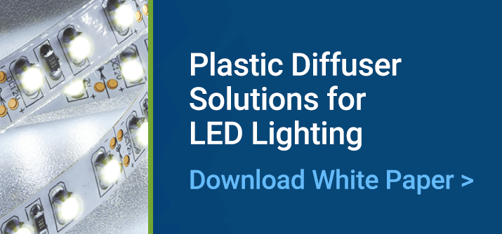 Plastic Diffuser Solutions for LED Lighting