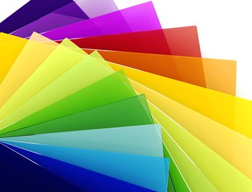 Acrylic Sheet Color