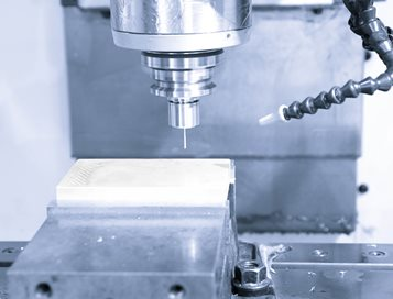 Machine shop manufactures parts for aerospace and defense customers | Curbell Plastics