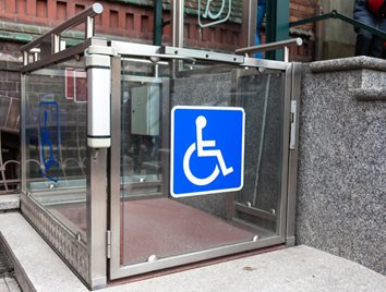 Wheelchair Lift Manufacturer Reduces Costs, Damaged Parts with Single Source Polycarbonate Supplier (Case Study at Curbell Plastics)