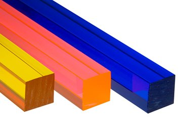 Acrylic Rod Square