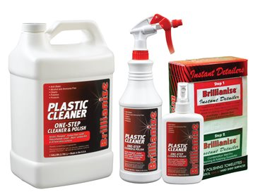 Brillianize® Plastic Cleaner and Polish