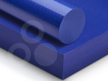 Acetal Rod Copolymer Food Grade