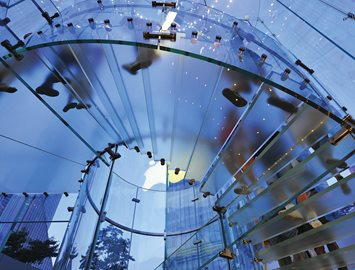 Laminated Glass Structural Applications