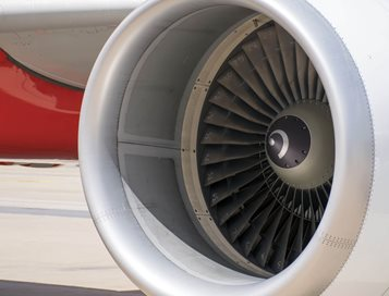 Plastics for broad operating temperatures - Aircraft engine