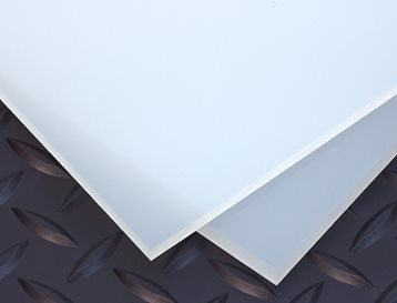 Orfitrans™ Stiff High Impact Polystyrene Sheet for O&P