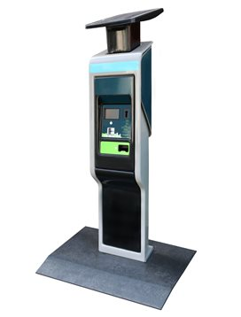 Point of purchase display kiosks