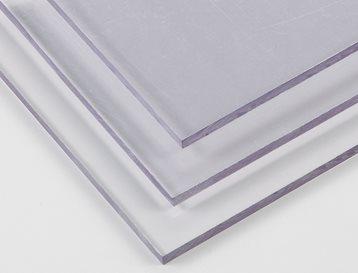 Clear PVC Sheet Type 1
