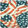 American Flag Heavy Transfer Paper