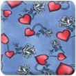 Hearts & Roses Standard Transfer Paper