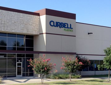 Texas plastic supplier of sheet, rod, tube serving TX, LA, OK, AR | Curbell Plastics