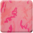 Pink Camouflage Heavy Transfer Paper