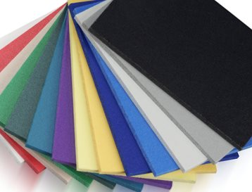 Expanded Pvc Lightweight Rigid Foam Sheets Curbell