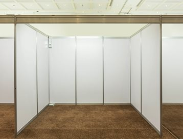 Expanded PVC Sheet for Temporary Medical Partitions
